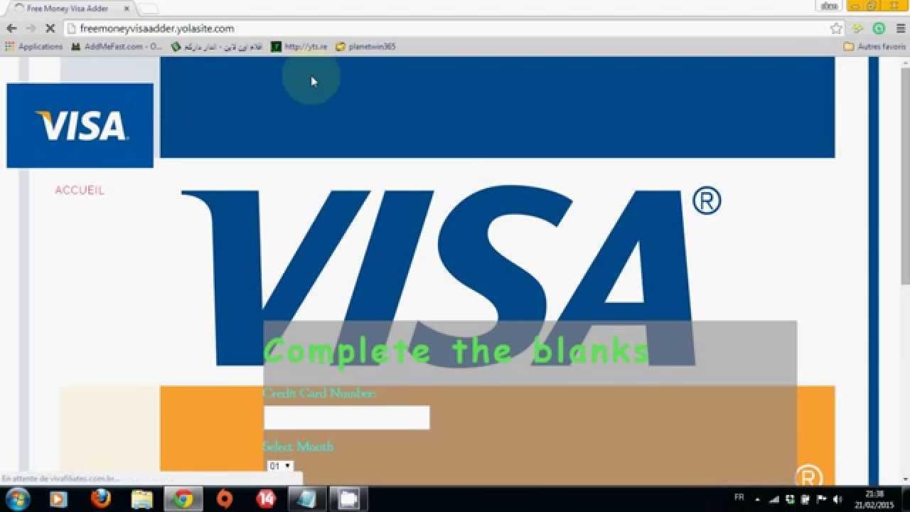 how to add money visa for free - Visa Debit Card Money Adder