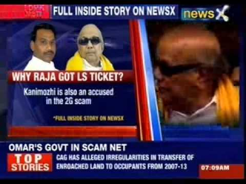 Karunanidhi backs decision to give Raja LS ticket Mp3