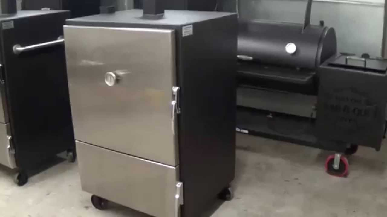 Our Most Efficient Smoker Yet | Lone Star Grillz