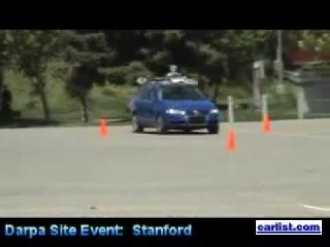 Darpa Site Event: Stanford