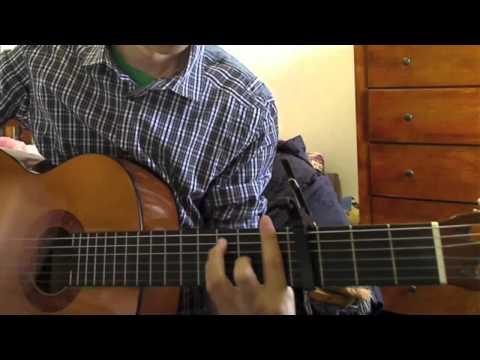 Justin Bieber - Baby ft. Ludacris (Beginner Guitar Cover) + Chords
