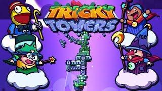 Tipps und Tricks fürs Überleben! :^) | Tricky Towers