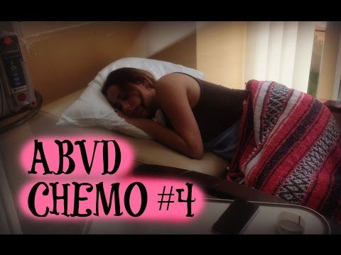 CHEMO #4: HAIR LOSS, DIZZINESS AND ATIVAN!