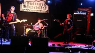 Kid Band 'Room 4' cover 'Ace Of Spades' by Motorhead. They are aged 10 to 15