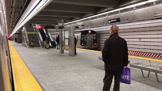 NYC Subway HD 60fps: Round Trip Ride on MTA Second Avenue Subway Opening Day (1/1/17)