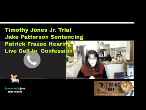 Sentence in Jayme Closs Case, Tim Jones Jr., Patrick Frazee Hearing and Exciting Viewer Calll thumbnail
