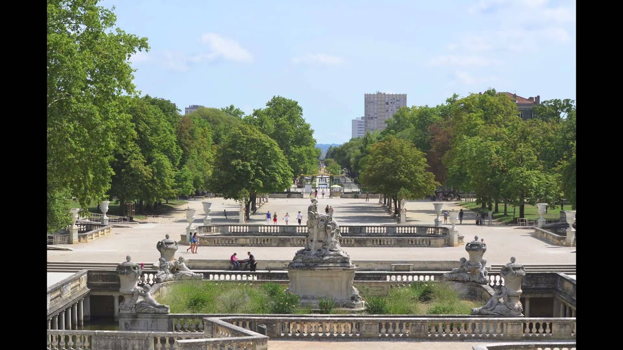 Les jardins de la fontaine n mes timelapse hd youtube for Le jardin zen nimes