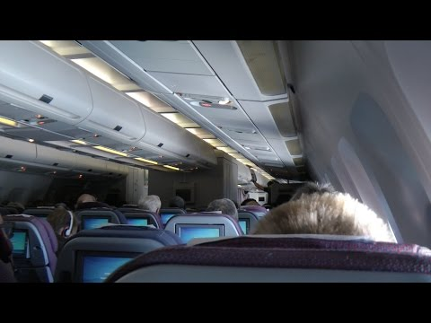LAN Airlines LA800: Sydney, Australia To Auckland, New Zealand