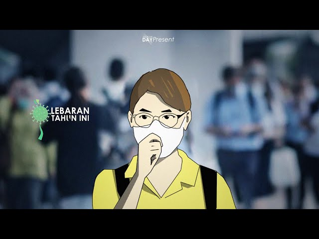 Lebaran Tahun Ini - 2D Animation Short Film