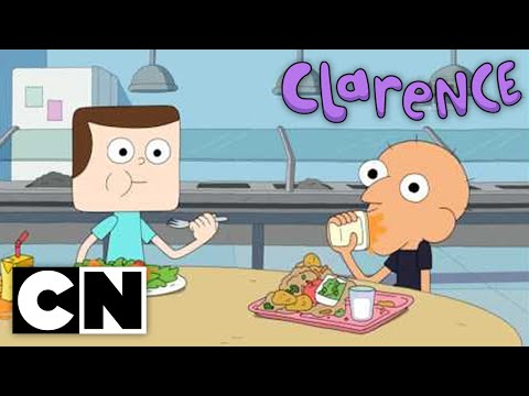 Clarence - Rough Riders Elementary (Clip 1)