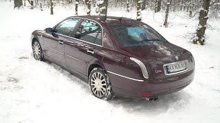 Lancia Thesis 3.2 - Закат истории Lancia.