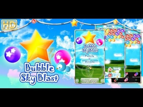 Bubble Sky Blast HD - Download Free On Google Play