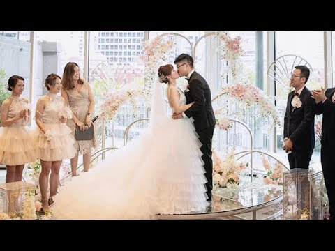Crazy Rich Asian Wedding