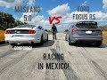 Ford Focus RS vs Mustang 5.0, Subaru WRX, Ecoboost F150, Focus ST, Cobalt SS TC, WRX STI