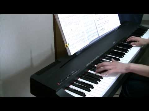 ENAMEL / シド Sid (アニメ「Kuroshitsuji 黒執事 Book Of Circus」OP)-ピアノ Piano-