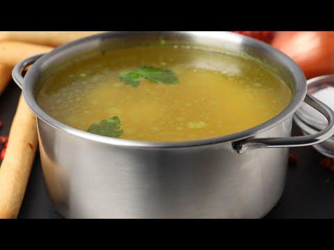Очень Вкусный Гороховый Суп с Секретом   и Копчёностями.