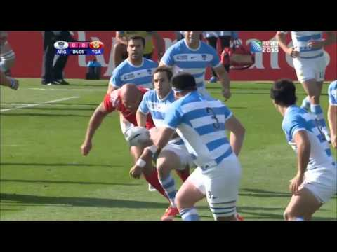 Argentina vs Tonga Rugby World Cup 2015 Full game