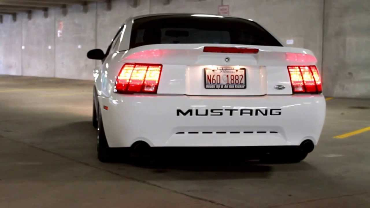 2000 mustang gt walk around exhaust inside rev youtube