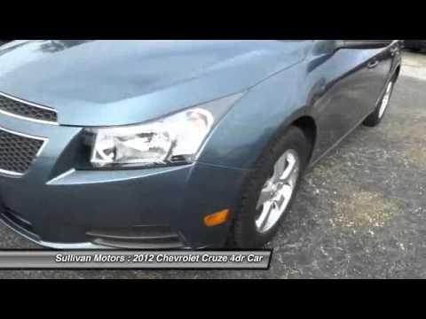 2012 Chevrolet Cruze Sullivan Motors Collins Ms 264154