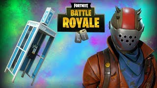 """""""Welcome To The Phone Booth""""   Fortnite Battle Royale   w/ ChckChck"""