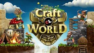 Craft The World - Наследие из прошлого | Обзор новой песочницы