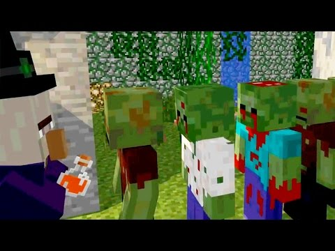 Top 10 Minecraft Animations of July 2016 - Funny Minecraft A