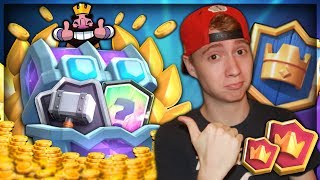 MASTERS 2 DRAFT CHEST OPENING! My BEST Deck From King's Cup 2! | RTC Ep. 18 | Clash Royale