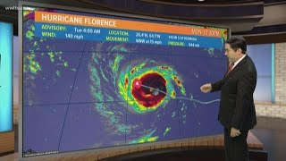 Tropical Update: Tracking Florence, Isaac, Helene, & Invest 95