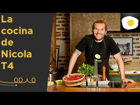 Descubre la cocina de nicola t4 canal cocina youtube for Canal cocina cocina de familia