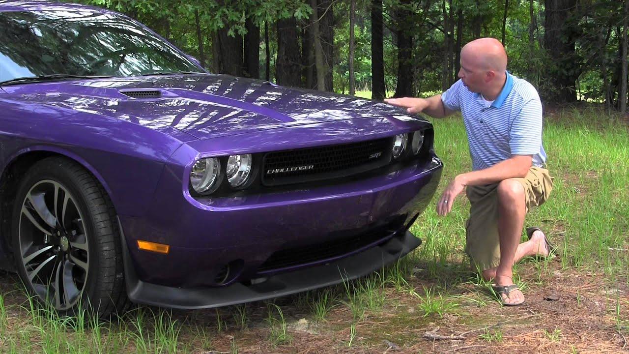 2014 Dodge Challenger SRT8 - YouTube