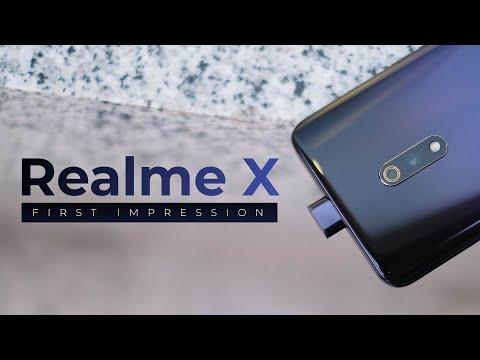 Realme X First Impressions!