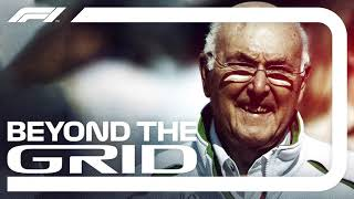 Murray Walker Interview | Beyond The Grid | Official F1 Podcast
