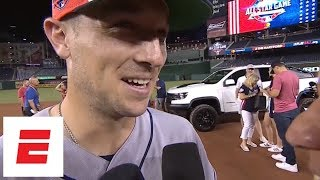 Astros' Alex Bregman after winning 2018 MLB All-Star Game MVP: 'It's a dream come true' | ESPN