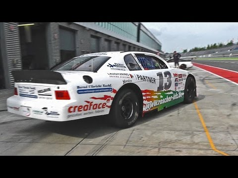 NASCAR EPIC Start Up & Fly By Chevrolet Monte Carlo SS