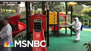 China's Lockdown Experience As A Guide For The U.S. | All In | MSNBC