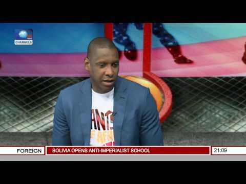 Sports Tonight: Masai Ujiri Decries State Of Sports Facilities In Nigeria