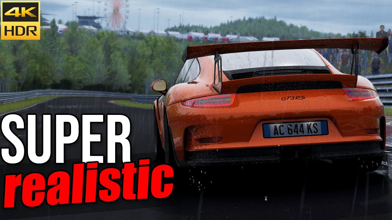 Best Sim Racing Graphics 2021 Showdown