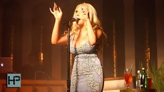 """Courtney Stodden aka Ember Performs During Her Album Release Party for """"Off The Record"""""""