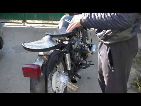 Доработка впускной системы мотоцикла Урал от Auto overhaul Тюнинг мотоцикла урал смотреть онлайн