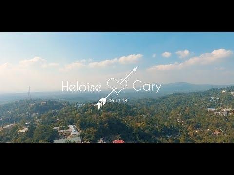 HELOISE WEDS GARY