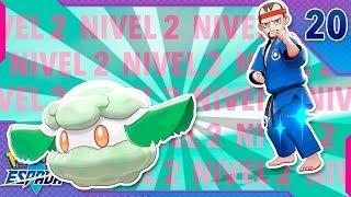Pokémon Espada Ep.20 - EL ENTRENADOR QUE TENIA UN POKEMON NIVEL 2 Y CASI ME GANA