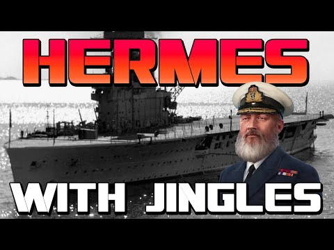 Hermes With Mighty Jingles Captain