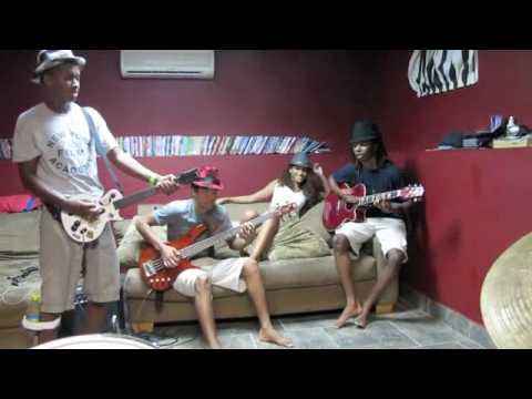Cover Drive Fedora Session - California Gurls by Katy Perry