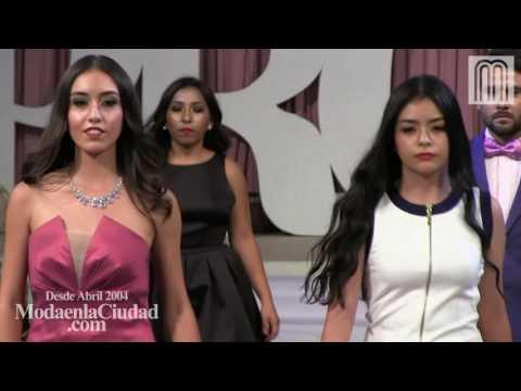Fashion Prom México 2016 | Desfile Graduados Talavera Models | www.ModaenlaCiudad.com