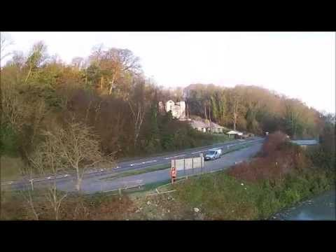 BIDEFORD (LITTLE AMERICA) AERIAL VIDEO MARCH 2015
