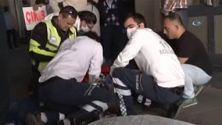 Ankara'da Kalp Krizi Geçiren Vatandaşa Hayati Dokunuş