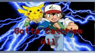 Pokemon - I Wanna be the very best Sub  English  by CODSoundTracksHD