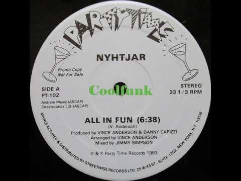 Nyhtjar - All In Fun (12 Inch 1983)