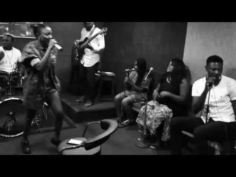 Simi-Remind me (official video) studio work