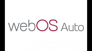 Платформа LG webOS Auto будет представлена на выставке CES 2020